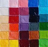 Rollfondant Icing Fondant Masse Tortendeko Tortendecke 30 Farben (250gr erdbeerrot)