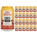 Old Jamaica - Getränk mit Ingwerbier-Geschmack - 24 x 330ml - Alc.: 0%
