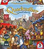 Schmidt Spiele 49341 Die Quacksalber von Quedlinburg, Kennerspiel des Jahres 2018, blau