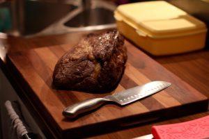 2kg rinderfilet niedrigtemperatur garen rueckwaerts grillen steak