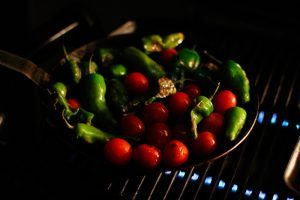 2kg rinderfilet niedrigtemperatur garen rueckwaerts grillen tomaten