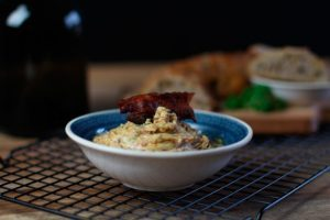 Steakbutter Rezept: Maple Bacon Butter - rauchig lecker!