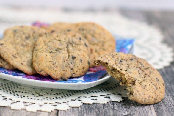Schoko Kekse mit Kokosblütenzucker