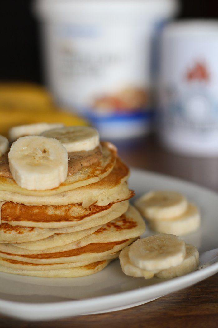 american pancakes rezept mit buttermilch. Black Bedroom Furniture Sets. Home Design Ideas