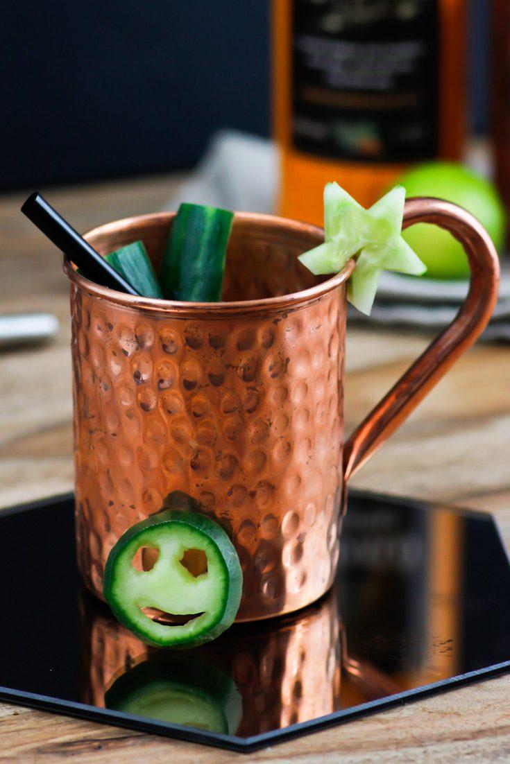 Andalö Mule Cocktail Rezept oder auch Schweden Mule