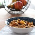 Apfelbrei Porridge