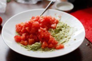 Avocado Tomaten Mix