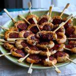 Chorizo Garnelen Spieße – Tapas / Fingerfood