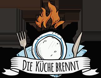 Die Küche brennt – Food Blog logo