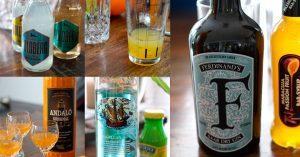Gin Tonic Tasting - Ferdinand´s, Magellan, Thomas Henry Tonics, Goldberg Tonics