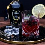 In Getränk 2017 - Gin Tonic Blackberry Lemon mit Mazzetti l'originale