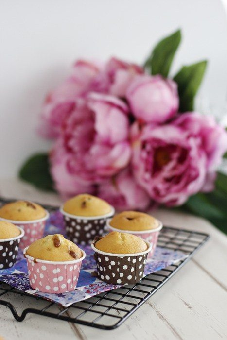 Mini Muffins Rezept mit Celebrations