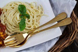 Spaghetti Reste