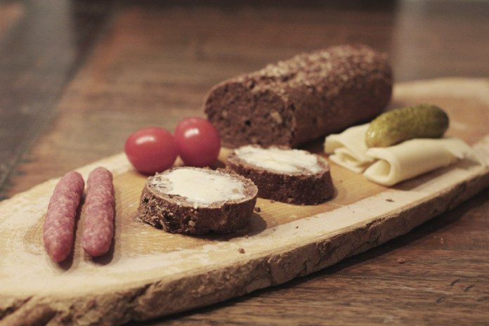 Baguette ohne Gluten