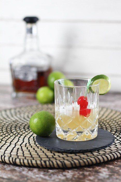 Whisky Sauer Rezept mit Jack Daniels Silver Selected
