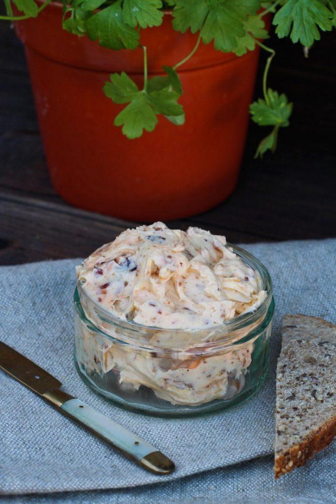 Zwiebel Speck Butter Rezept