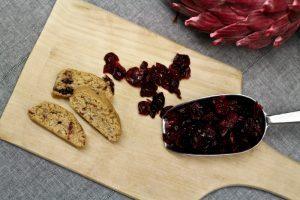 Cantuccini Rezept Cranberries