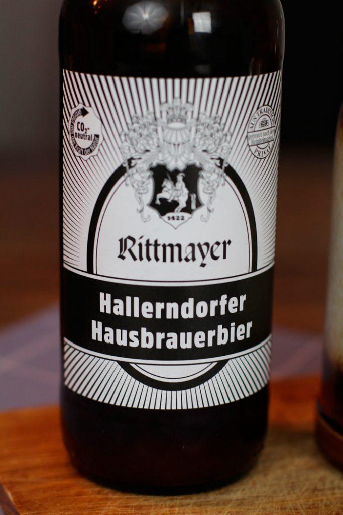 Hallerndorfer Hausbrauerbier von Rittmayer