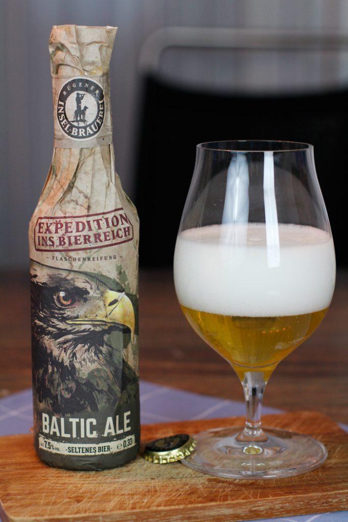 Baltic Ale von der Insel-Brauerei