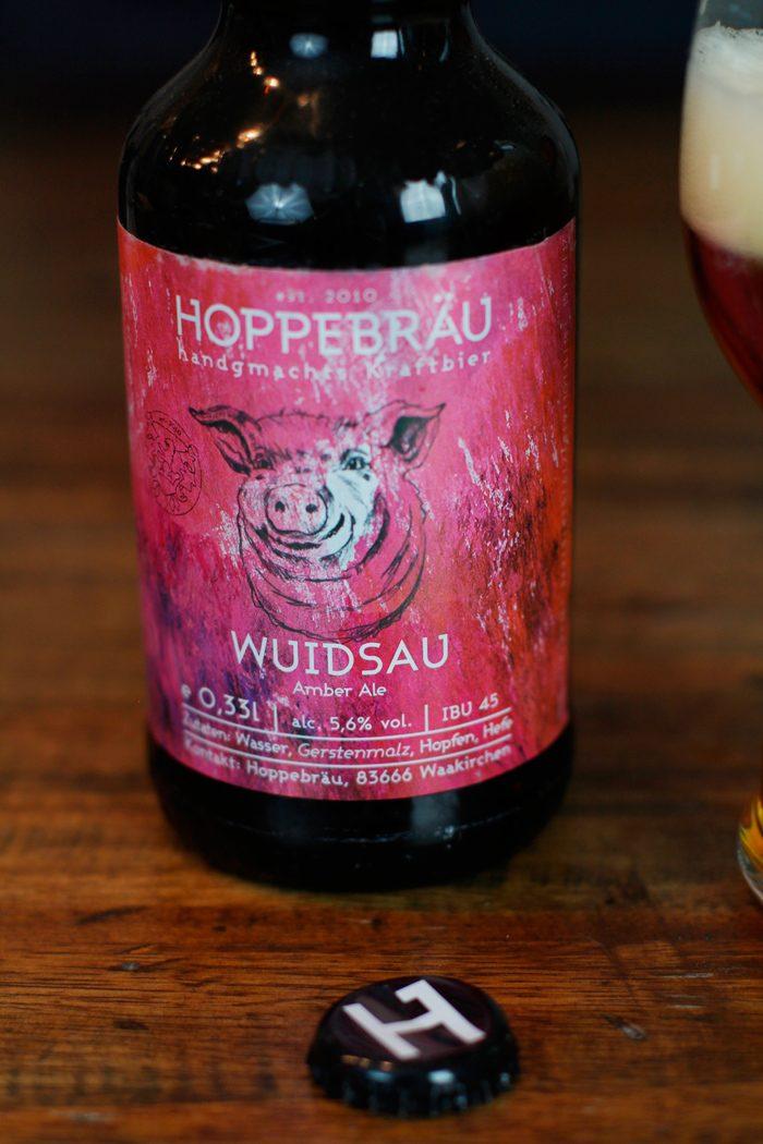Hopperbräu Wuidsau