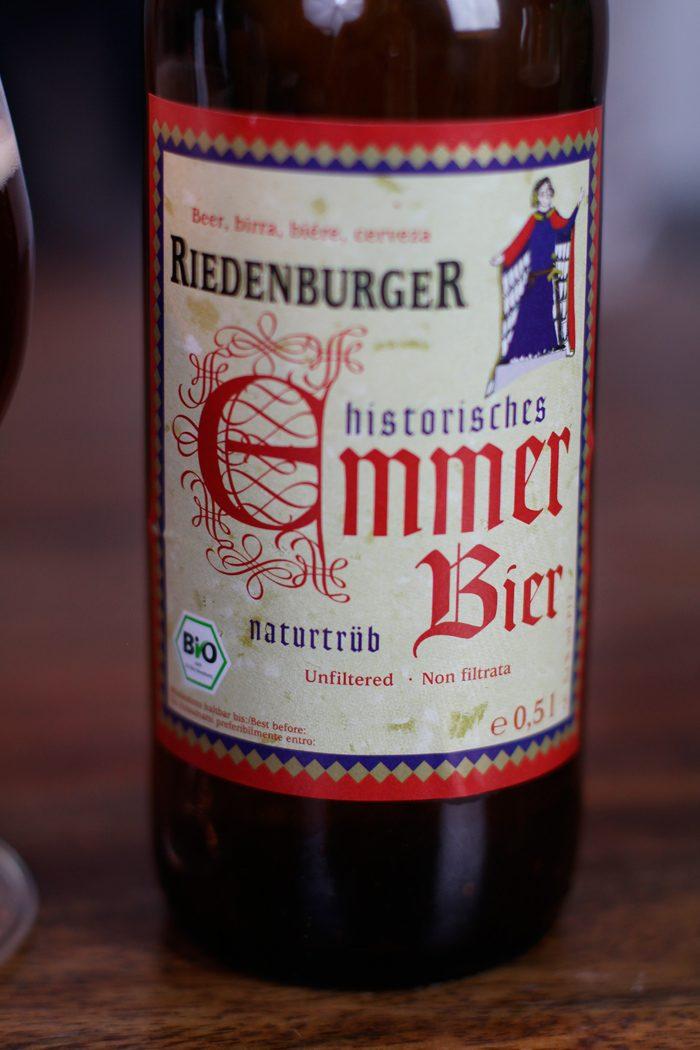 Riedenburger Emmer Bier