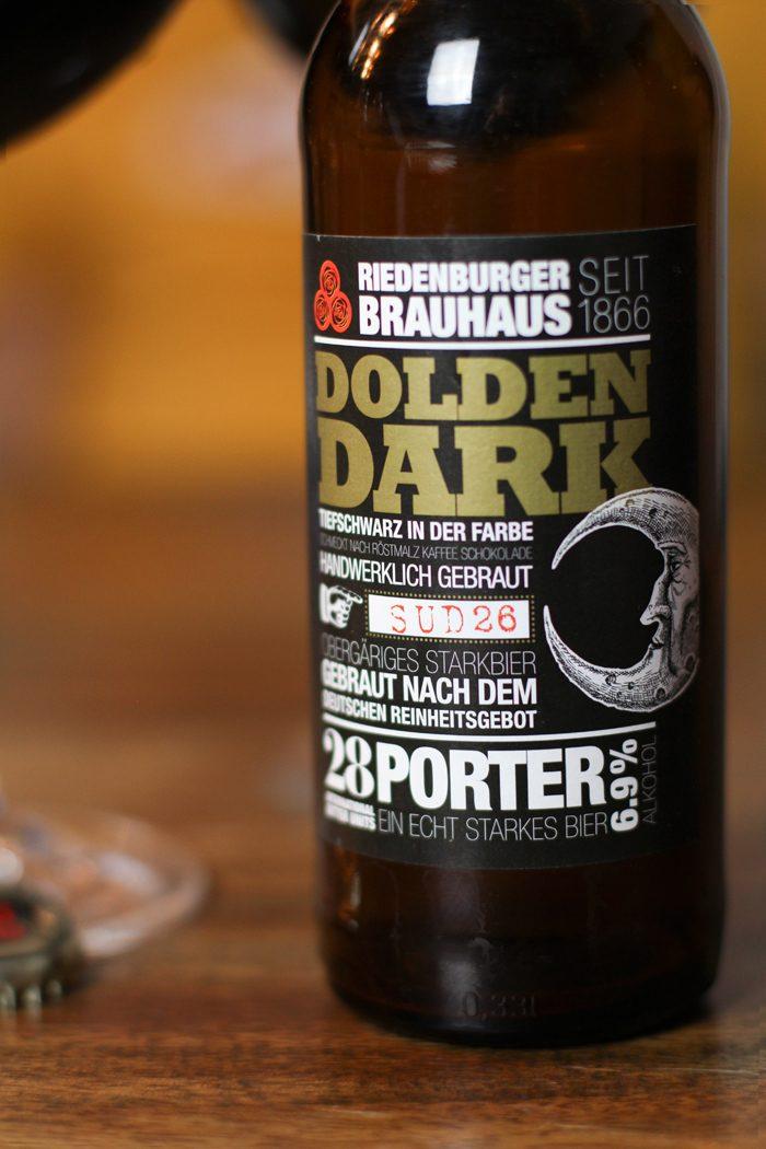 Bier Tasting Dolden Dark