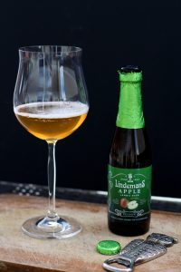 Biertasting Lindemans Apple