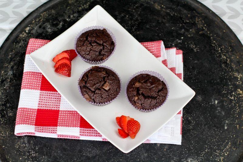 Eiweißpulver Muffins