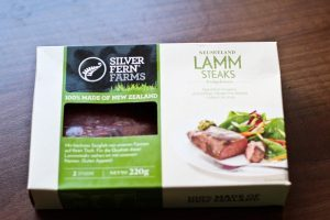 Lamm Steak vom Grill von Silver Fern Farms