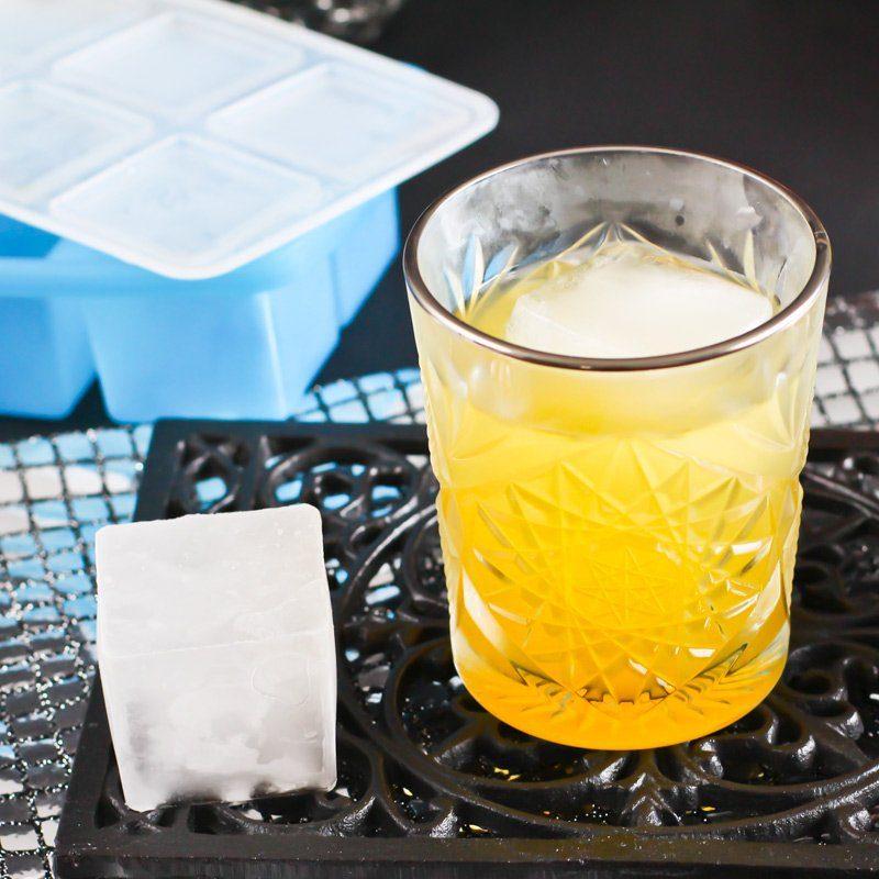 anzeige maracuja gin fizz mit eisw rferfrom mydrink von. Black Bedroom Furniture Sets. Home Design Ideas