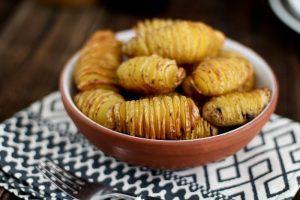 Hasselback Kartoffeln Potatoes