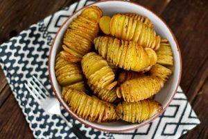 Backofen Kartoffeln