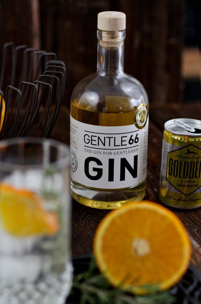 Gentle 66 Gin