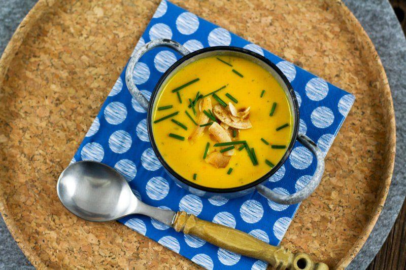 Hokkaido Suppen Rezept