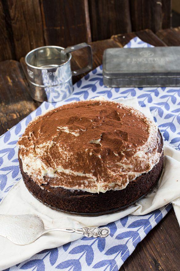 Guinness Schokoladen Kuchen Rezept