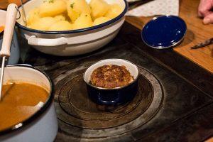 Omi Dinner im Madenhäusle Madenhausen