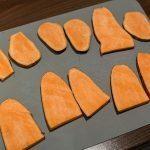 Süßkartoffel Toasts Rezept mit kunterbuntem Belag