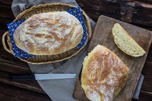 Daheim Brot backen