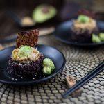 Gutfried Pulled Chicken Sushi Türmchen