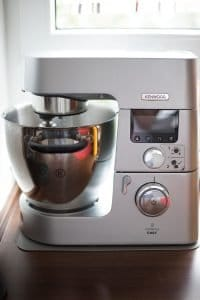 kenwood maschine
