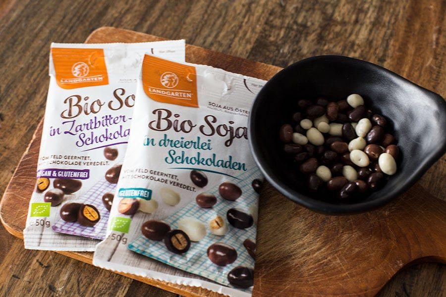 Bio Soja Schokolade