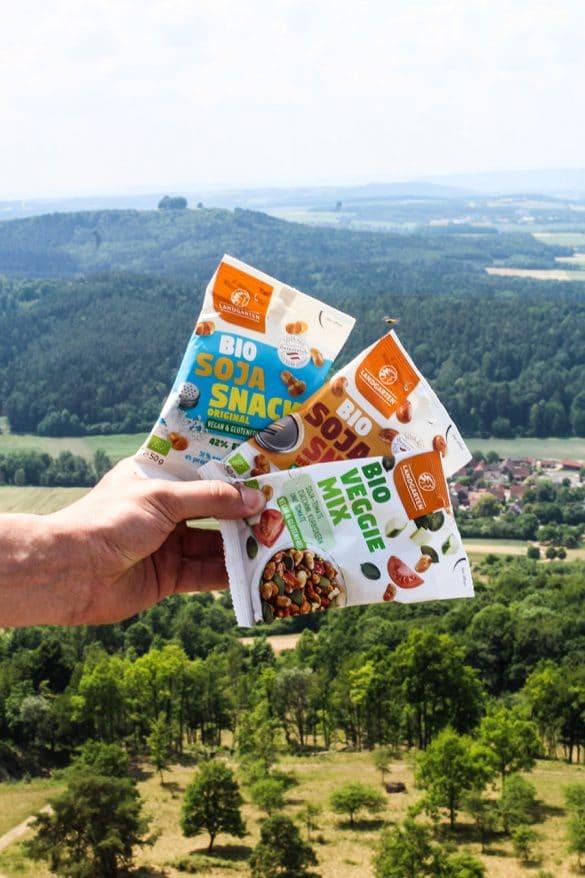 Brauerei-Rundweg Bad Staffelstein mit Landgarten Snacks