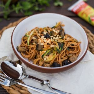 instagram zucchini zoodles rezept