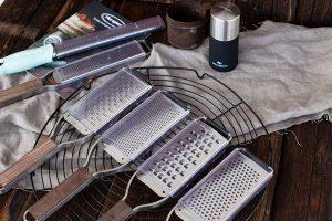BRANDneu in der Küche #6 - Microplane, Küchenordnung & Degusta BOX