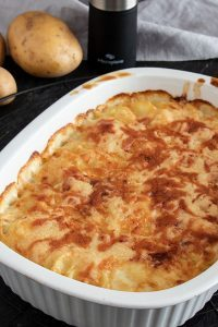 auflauf mit kartoffeln backofen