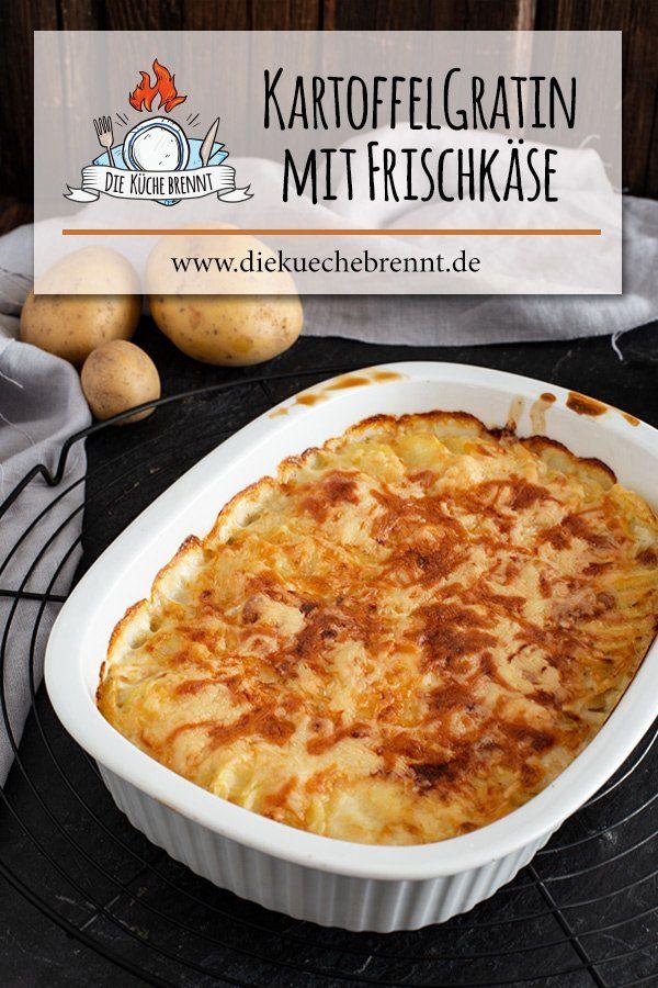 Leckerer Auflauf mit Kartoffeln und Käse