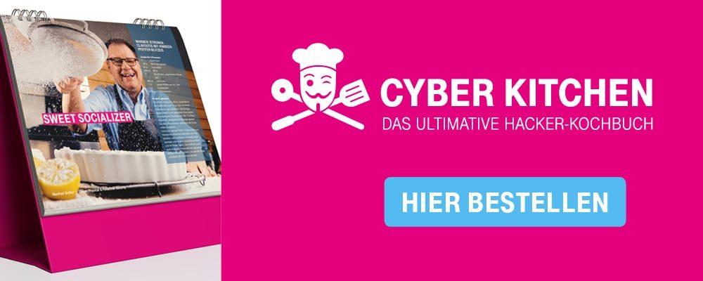 cyberkitchen deutsche telekom kochbuch