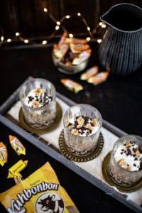 Kuhbonbon Creme Dessert