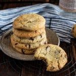 American Cookies Rezept mit Schokolade - fast wie bei Subways