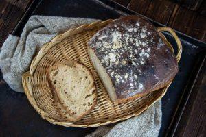 Brot Backen mit Bier